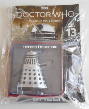 Doctor Who Figurine Collection Rare Dalek #13 Weapon Malfunction Dalek SD14 Eaglemoss